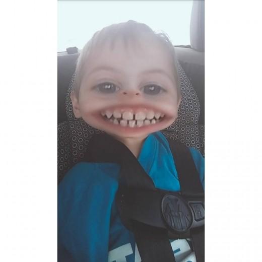 big mouth talon
